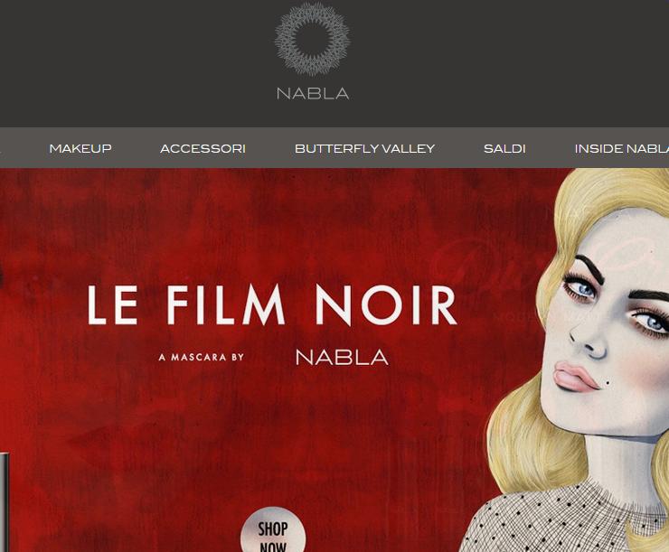 63f15149e3f Questo è il marchio Nabla cosmetics, il cui art director è Daniele Lorusso  in arte MrDanielMakeup, approdato su YouTube quando ancora lavorava per  Kiko ...
